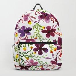 Garden of Magenta Backpack