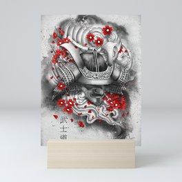 Bushido Mini Art Print