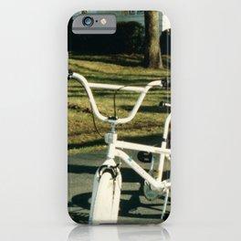 vintage BMX  iPhone Case