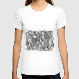Mysterious Village T-shirt