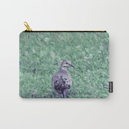 MOURNING DOVE NO. 1 Carry-All Pouch