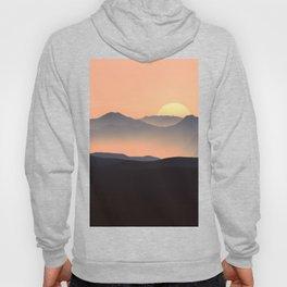 Sunset Mountain Hoody