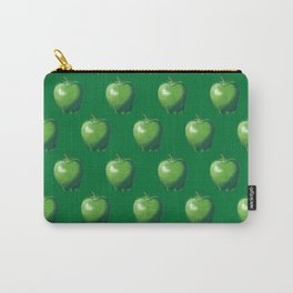 Green Apple_B Carry-All Pouch