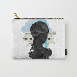 SVT - Mingyu Smoke Effect Carry-All Pouch