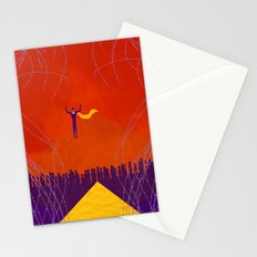 Magneto Was Right  Stationery Cards