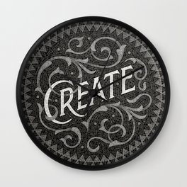 Create Wall Clock