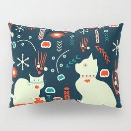 Look what Santa brought Pillow Sham