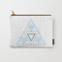 Trigon Pyramids Carry-All Pouch