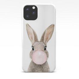Bubble Gum Rabbit iPhone Case