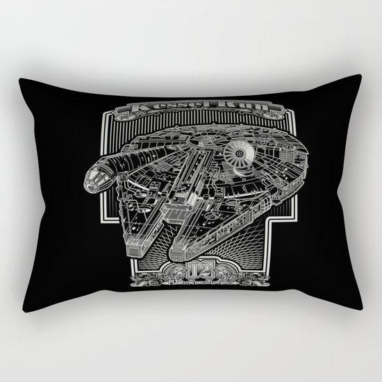 Kessel Run Rectangular Pillow