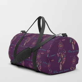 Dream Catcher Duffle Bag
