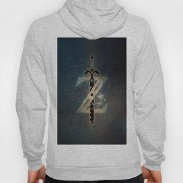 A Warrior symbol Hoody