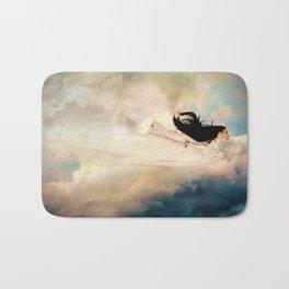 Dreams of Flight Bath Mat