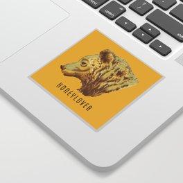 Honeylover Sticker