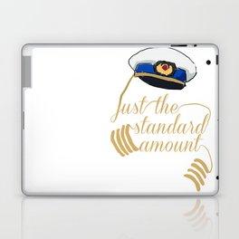 Gold Braid Laptop & iPad Skin