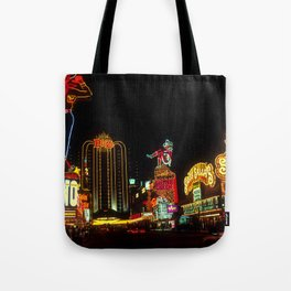 Old Vegas Tote Bag