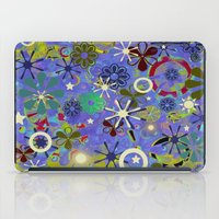 asia iPad Cases featuring Asia Blue by gretzky