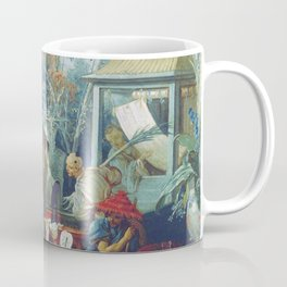 Le Jardin Chinois by François Boucher Coffee Mug