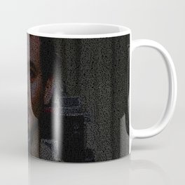 Venkman: Ghostbusters Screenplay Print Coffee Mug
