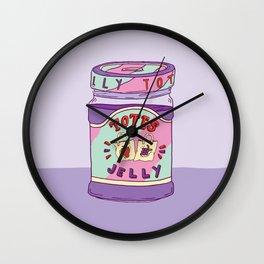 Totally Jealous Wall Clock