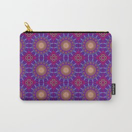 Bohemian Paradise Pattern Carry-All Pouch