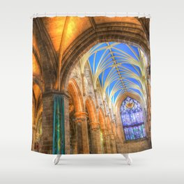 The Cathedral Atmosphere Shower Curtain