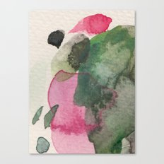 Longing for spring Canvas Print