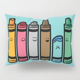 Overused Pillow Sham
