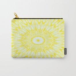The Sun : Kaleidoscope Mandala Carry-All Pouch