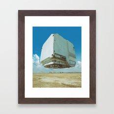 BOXXX-3W (everyday 07-01-15) Framed Art Print
