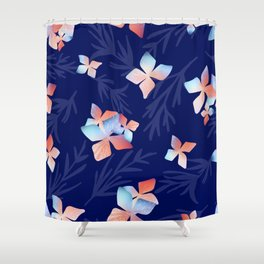 Flowers of the Night Shower Curtain