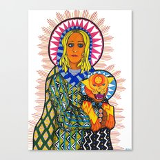 Madonna: Like Aversion Canvas Print