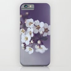 Flower in the mist iPhone 6s Slim Case
