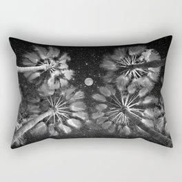 Elevated Paradise ~ Moon Shade Rectangular Pillow