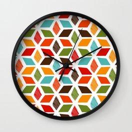 Lucy's Diamonds Wall Clock