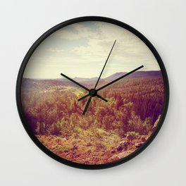 The Bigger Picture Wall Clock