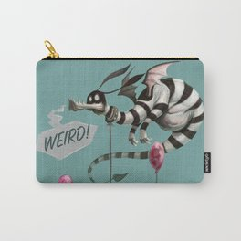 KEEP IT WEIRD! Carry-All Pouch