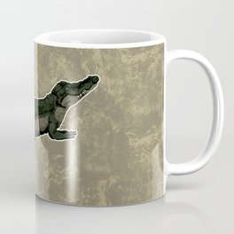 Nile Crocodile Coffee Mug