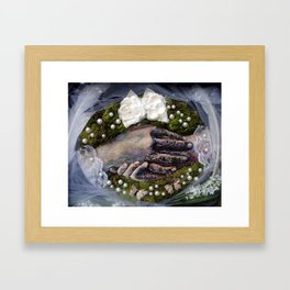 Commitment Framed Art Print
