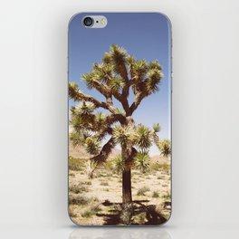 Joshua Tree (Color) iPhone Skin