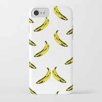 banana iPhone & iPod Cases featuring Banana! by MrWhite