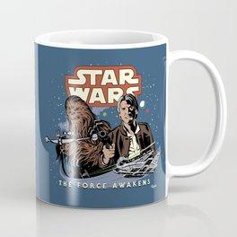 Chewie, We're Home Coffee Mug
