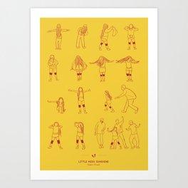 Super Freak Art Print