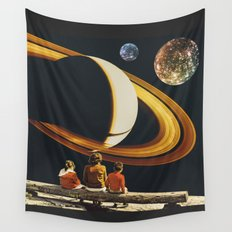Planetary Wall Tapestry