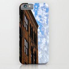 Corner of Main St. & Sky iPhone 6s Slim Case