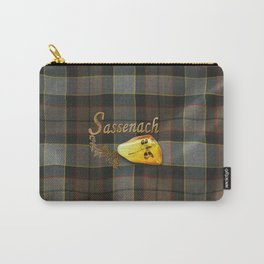 Sassenach (Outlander) Carry-All Pouch