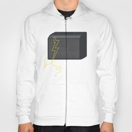 Electric/Acoustic Lightning Hoody