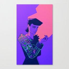 I'd Kill It Canvas Print