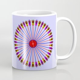 Arrows Design Coffee Mug