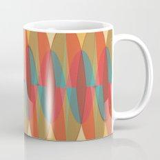 Wavy color stripe Mug